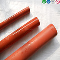 insulating heat shrink tube busbar sleeve PE several colors