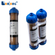 mixed bed resin aqua pure water filter cartridge