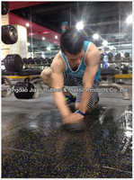 Wholesale Quality Guarantee Recycled Rubber Gym Mats Gym Flooring for Gym