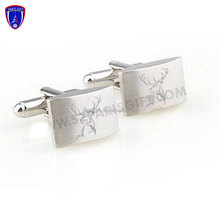 Fantastic Custom New Silver Cufflink Blanks For Man Gifts