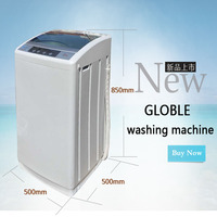 Automatic frequency conversion pulsator smart washing machine 110V or 220 V 6KG large capacity household washing machine