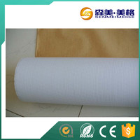 Senmei waterproof white polypropylene scrim aluminum foil facing