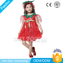 hot cake girls rose fairy costume