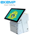 Viewing angle ips capacitive touch screen monitor for video lottery terminal