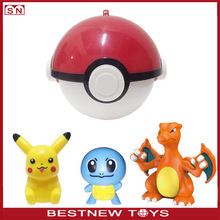 Funny promotion toy ball plastic surprise egg toy for wholesale