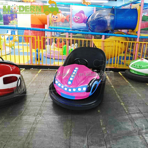 2018 hot sale amusement park Cars for kids/adult electric bumper car 24v