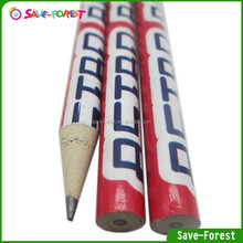 Eco-friendly hb string pencil for cutomized