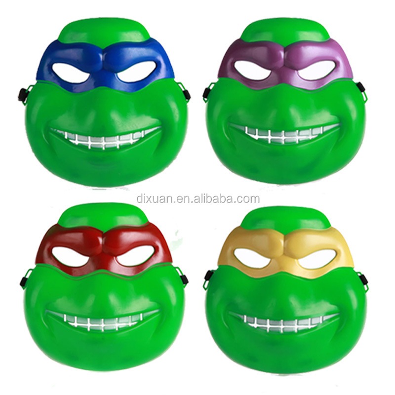 Kids Cartoon Mask Teenage Mutant Ninja Tu Mask Party Supplies