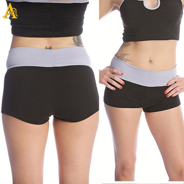 Women's Athletic Leggings with Invisible Waistband