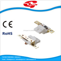 Temperature Cutout Switch Resettable Fuse For