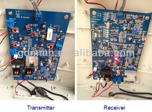 8.2Mhz RF EAS board transmitter and receiver,rf motherboard,alarm transmitter and receiver
