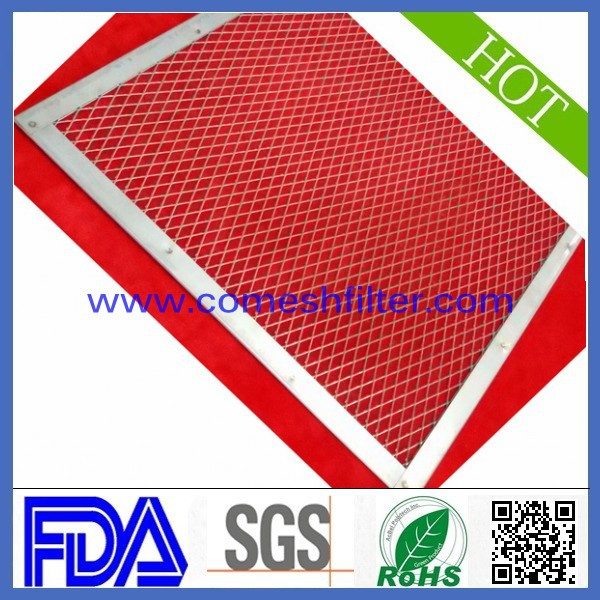 China Supplier iron extruder screen filter disc / extruder screen pack / plastic extruder filter