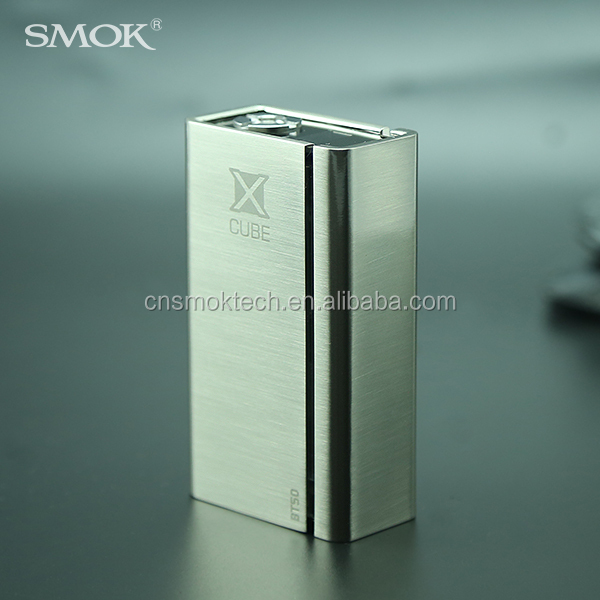 SMOK XCube BT50 VW Bluetooth Box Mod with Program Updating and Bug Fixing Function