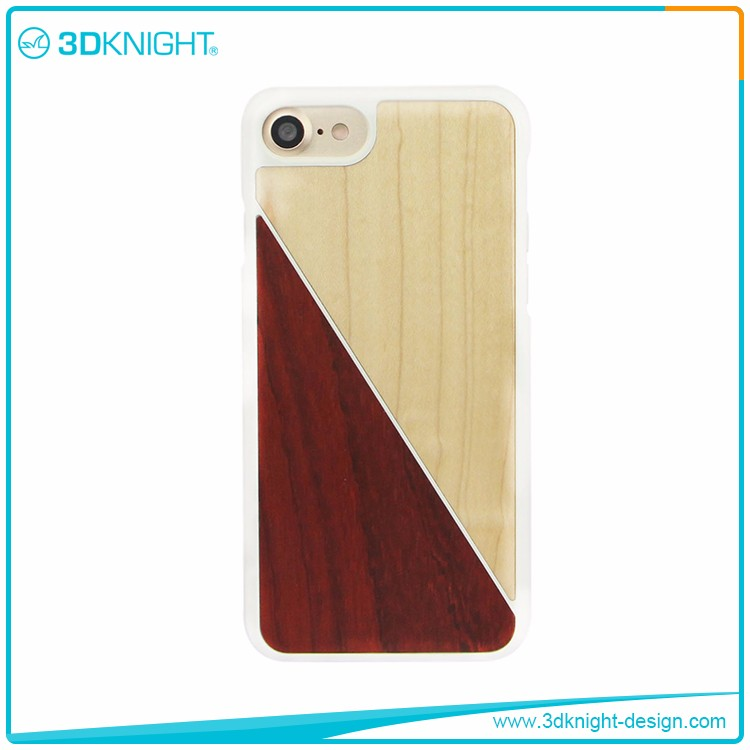 Fast Delivery Fashion Style Natural Wood phone case for iPhone7