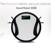 European style robot cleaner 310b with large dustbin capacity