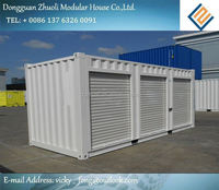 Variables involved in building your custom home-- show room container