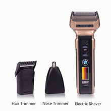 Professional Hair Clipper Cordless Hair Trimmer Shaver Sets Electric Shaver Beard Trimmer Hair Cutting Machine To Haircut