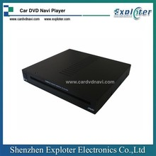 OEM Manufacturer Car Half DIN Single Disc DVD Player With USB SD Card Ipod Iphone