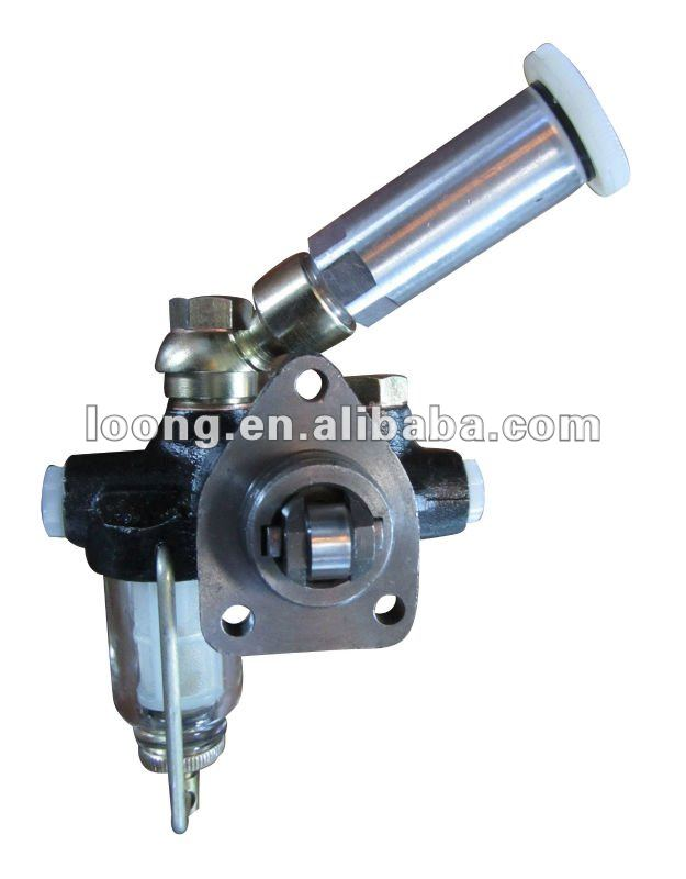 MAN Auto Diesel Engine Parts Pump 0440003239 51121017034 Cast Iron Auto Fuel Feed Pump Assembly