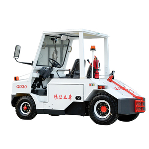 JJCC AIRPORT 20-30T BAGGAGE & CARGO AC ELECTRIC TOW TRACTOR