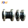 DIN Flanged Single Sphere/Double Sphere Rubber Expansion Joint