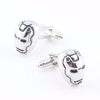 Manufacturer Iron Man Cufflink