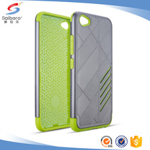 Free sample TPU PC back cover case for vivo v5 plus