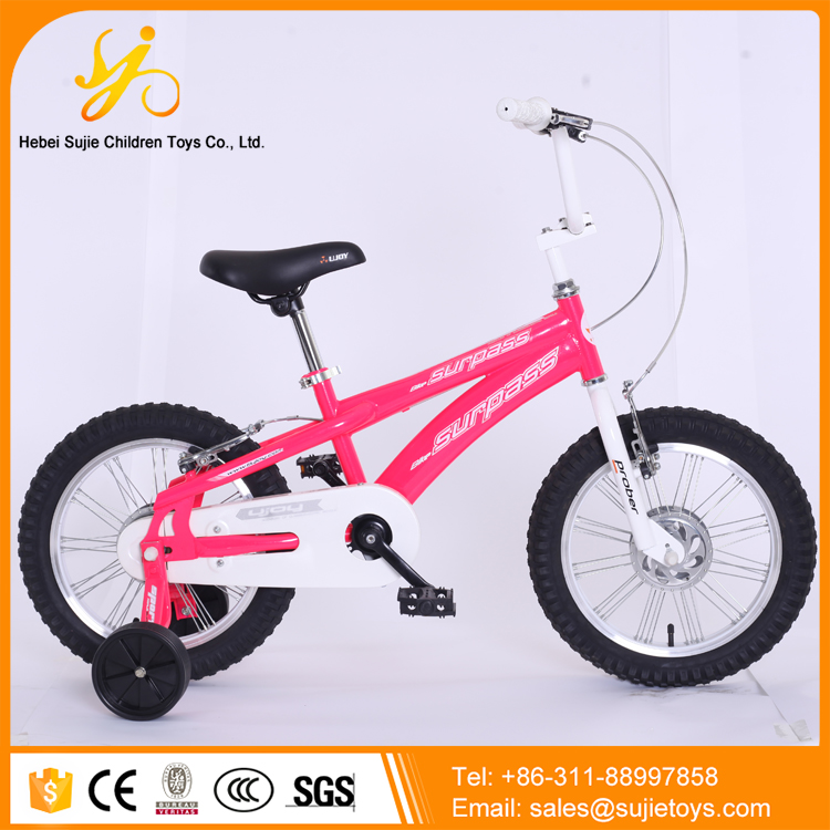 China Factory Child Bicycles Price / New Model Unique Kids Bike / Baby Girl Cycle