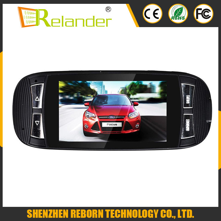 Wholesale 2.7 Inch Full HD 1080P Manual Car Camera HD DVR G1W With WDR H.264 Function