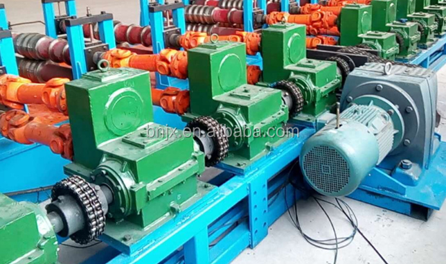 CM Section Purline Cold Roll Forming Machine c purlin CM purlin machine