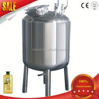 Hot Sale Viscous Cosmetic Shampoo Reactive Manufacturing Mixing Equipment