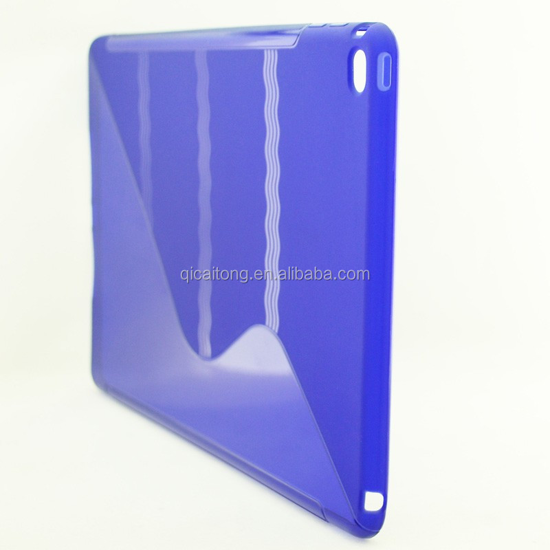 mobilephone tpu S line cover for ipad air 2