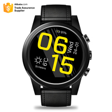 Zeblaze THOR 4 PRO 4G SmartWatch 1.6inch Crystal Display GPS/GLONASS Quad Core 16GB 600mAh Hybrid Leather Straps <strong>Smart</strong> <strong>Watch</strong> Men