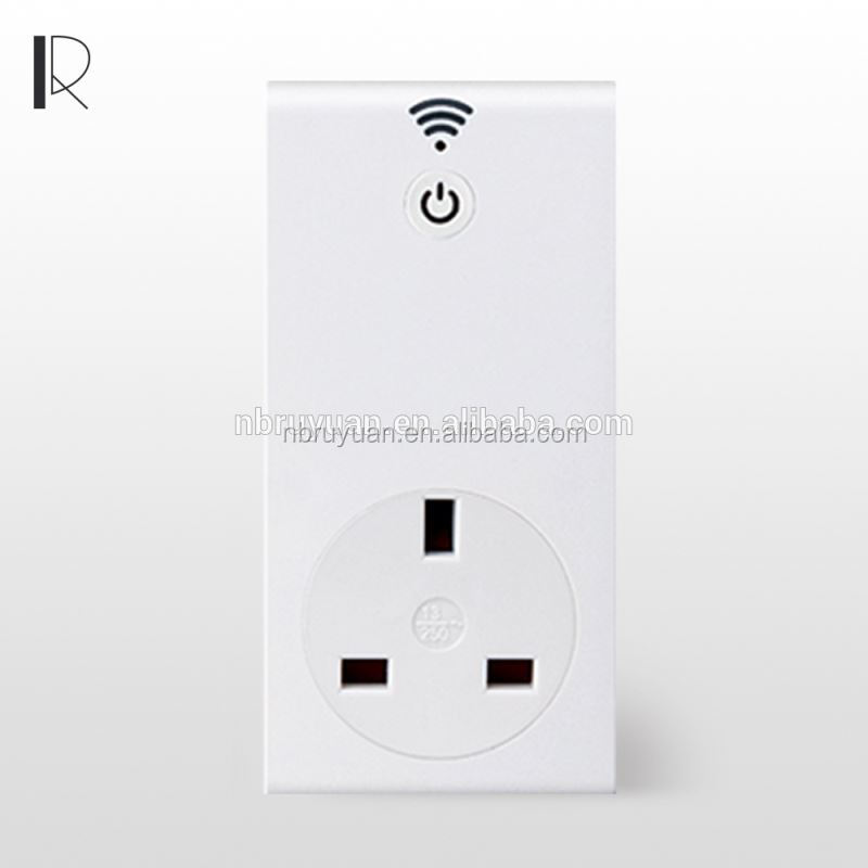 1103122 App control smart wall mount socket outlets
