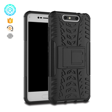 anti knock shockproof tire pattern design tpu mobile phone case for zte blade V8 back cover