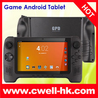 Shenzhen Tablet PC GPD G7 7 inch RK3188 Quad Core Android 4.2 Games tablet