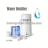 CE Aapproved Shipping free table-top water distiller for dental clinic distilled water packing machine