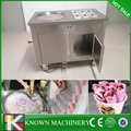 Intelligent control thailand fried rolling fry ice cream machine
