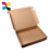 Factory directly sale custom logo service brown kraft corrugated paper box packaging