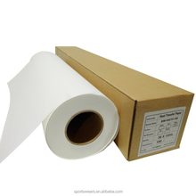 Factory price 100g fast dry adhesive tacky sublimation transfer paper