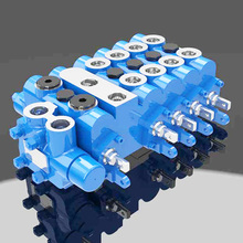 combination control directional hydraulic proportional valve
