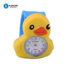 OEM silicone gift watches for children