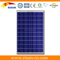 Top sale cheapest 120w 18v poly solar panel in pakistan