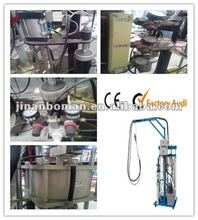 sealant filling machine for insulating glass / butyl coating machine / silicone coating machine