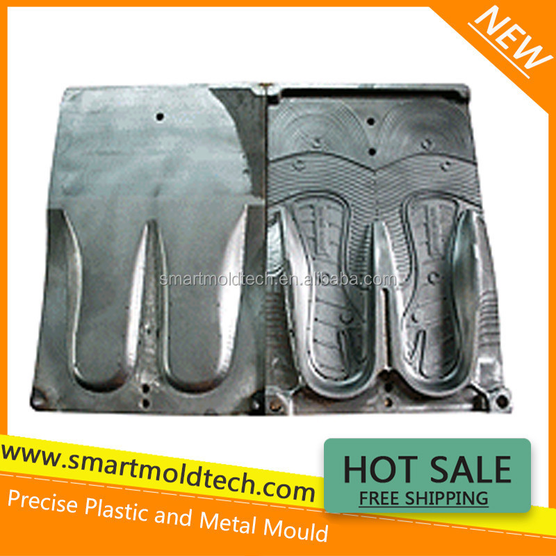 Modern Design High Quality PVC Airblowing Outsole Mould Shoes Sole Mould