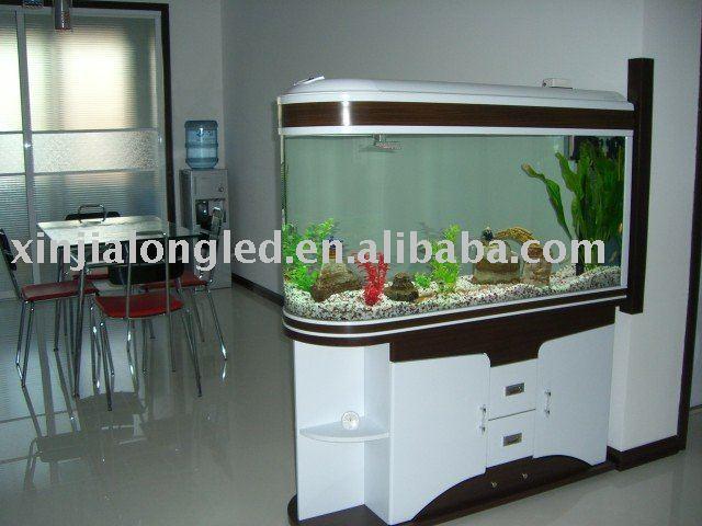 Supporto acrilico del cilindro acquario in casa acquari o - Acquario in casa ...
