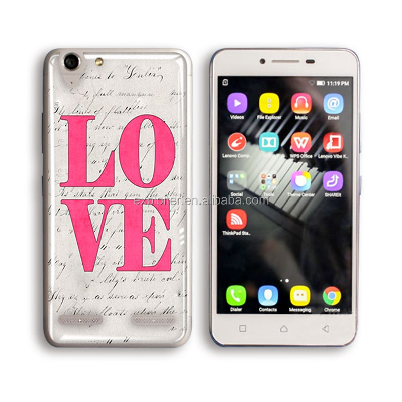 Free sample ultra thin epoxy hard case cover for lenovo vibe x3