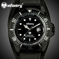 INFANTRY Analog Luminous Men's Unique Antique Watch