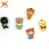 Puzzle Stationery Set Aniaml Bear Shaped