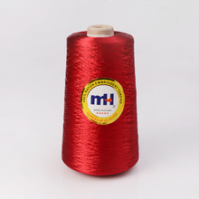 Super quality 100% viscose rayon embroidery thread 120d 2 100